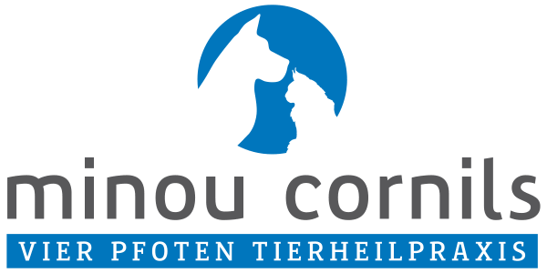 Logo Vier Pfoten Tierheilpraxis